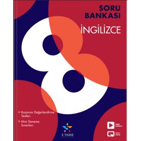 8.SINIF İNGİLİZCE - 20'Lİ DENEME