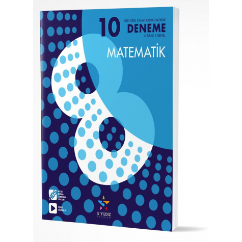 8.SINIF MATEMATİK - 10'LU DENEME