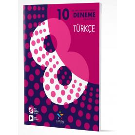 8.SINIF TÜRKÇE - 10'LU DENEME