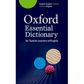 OXFORD ESSENTIAL DICTIONARY ENGLISH-ENGLISH-TURKISH