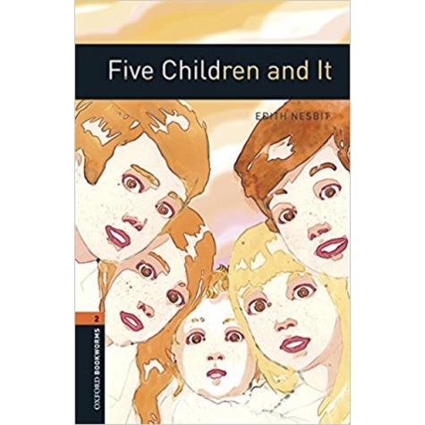 OBWL 2: FIVE CHILDREN AND IT - MP3 PK