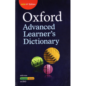 OXFORD ADVANCED LEARNERS ENGLISH-ENGLISH DICTIONARY 9 ISE