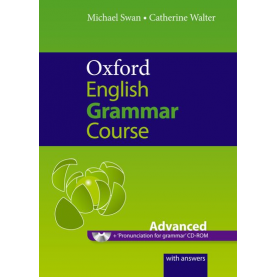 OXFORD ENGLISH GRAMMAR COURSE ADVANCED W/O PK