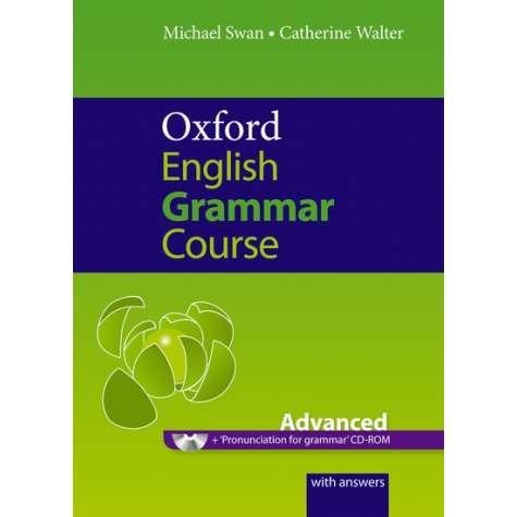 OXFORD ENGLISH GRAMMAR COURSE ADVANCED W/O PK