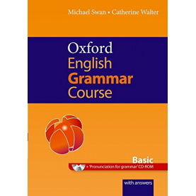 OXFORD ENGLISH GRAMMAR COURSE BASIC W/O PK