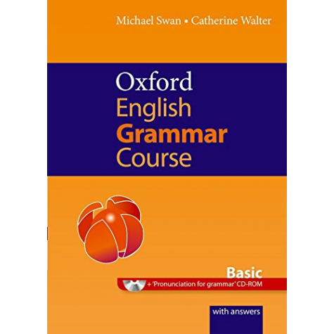 OXFORD ENGLISH GRAMMAR COURSE BASIC W/O PK