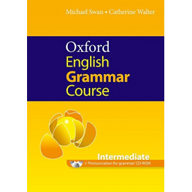 OXFORD ENGLISH GRAMMAR COURSE INTERMADIATE W/O PK
