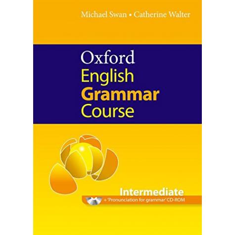 OXFORD ENGLISH GRAMMAR COURSE INTERMADIATE W/O PK