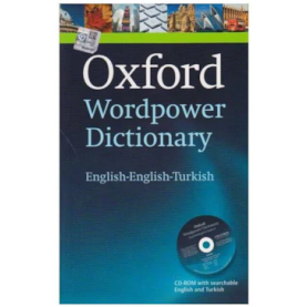 OXFORD WORDPOWER ENGLISH-ENGLISH-TURKISH DICTIONARY