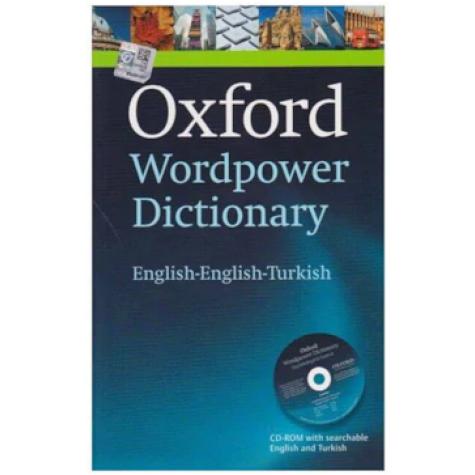 OXFORD WORDPOWER ENGLISH-ENGLISH-TURKISH DICTIONARY
