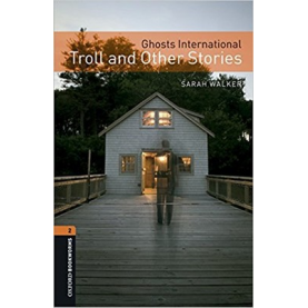 OBWL 2: GHOSTS INTERNATIONAL TROLL AND OTHER STORIES - MP3 PK